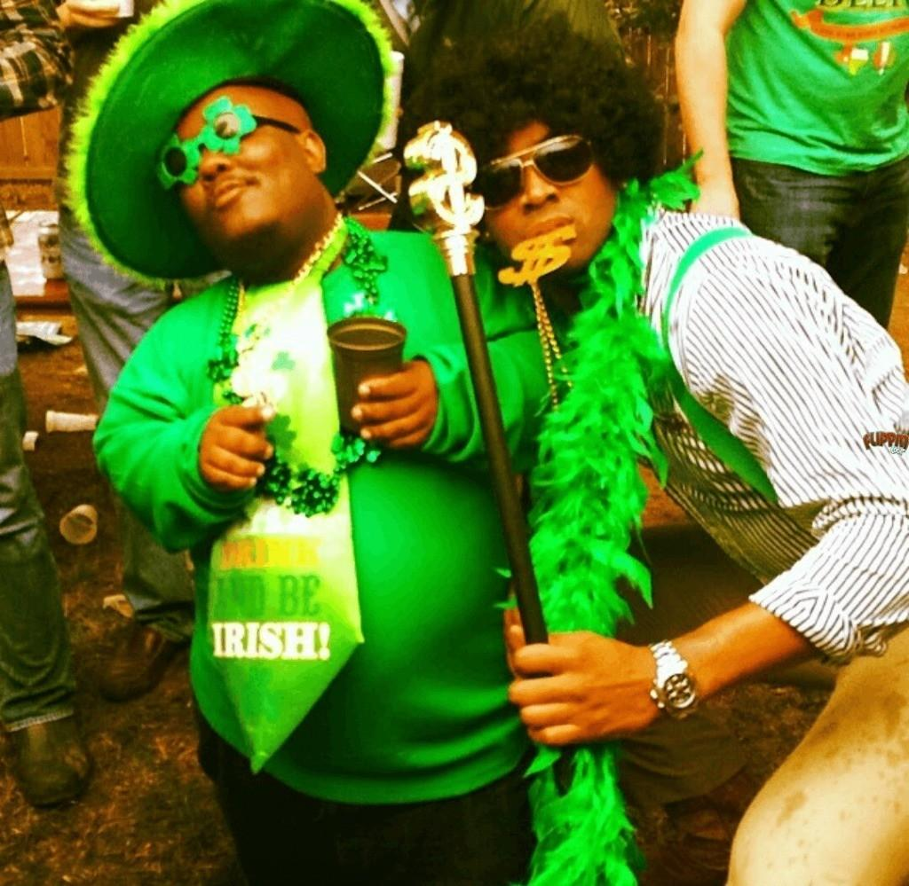 Audio: @DoggieDiamonds Asks 'Why Are Black People Celebrating & Saying Happy St. Patrick's Day???'