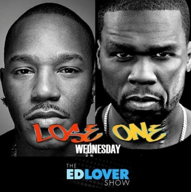 Ed Lover Debates 50 Cent vs. Cam'Ron; The Whole Crew Claims 50 Cent Goes Harder Than Cam'Ron