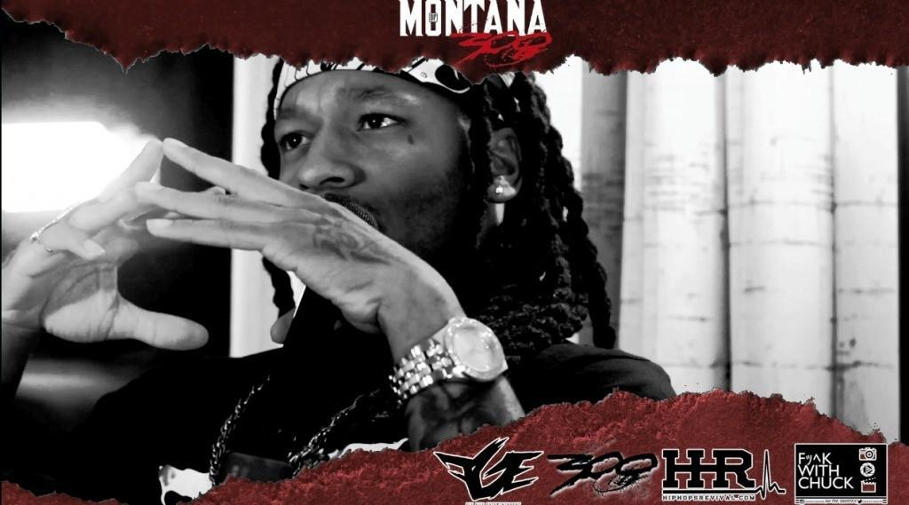 Video: @MontanaOf300 Talks Wanting To Teach & Inspire, Religion, Kevin Gates, FGE, & More w/@HipHopsRevival