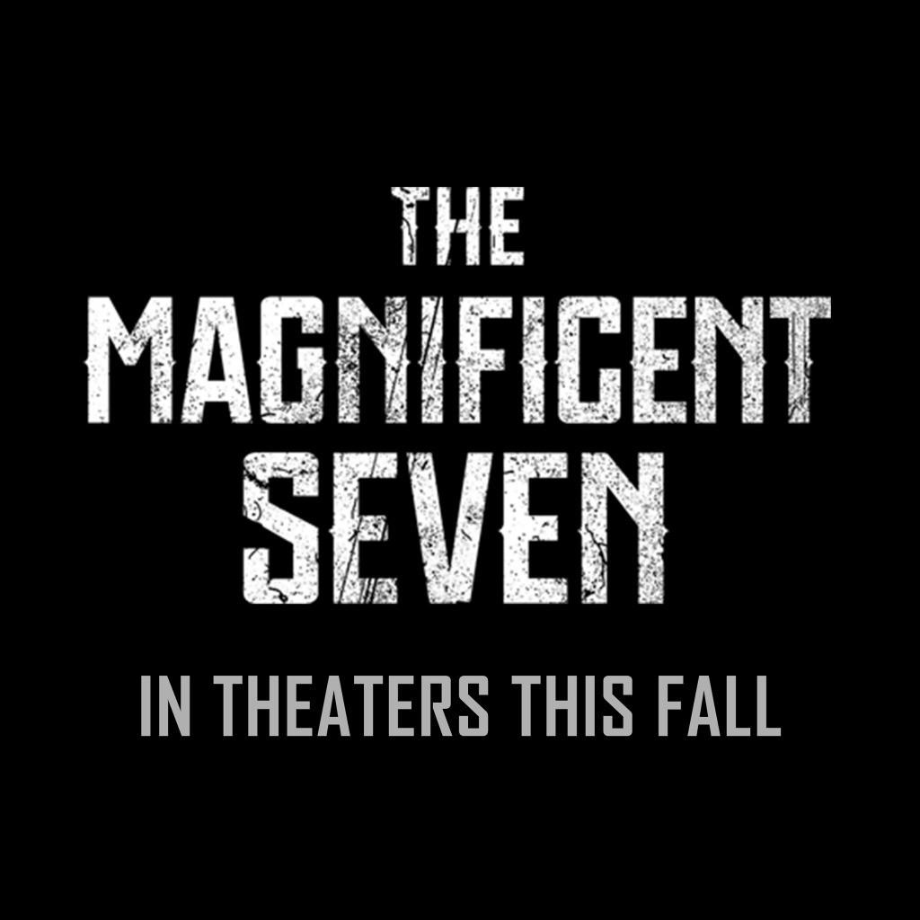 The Magnificent Seven (2016) [Movie Artwork]