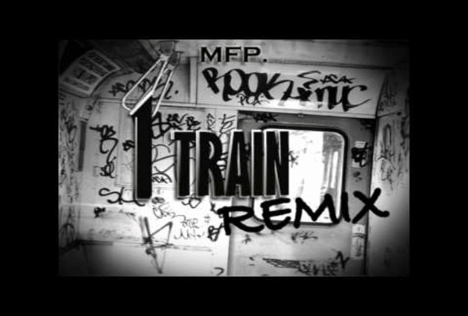 @MegaFuzionMusic (feat. Supra, D!Mike, Daze, Shado, & @Mr_Smit_BBP) » 1 Train (Remix) [Audio]