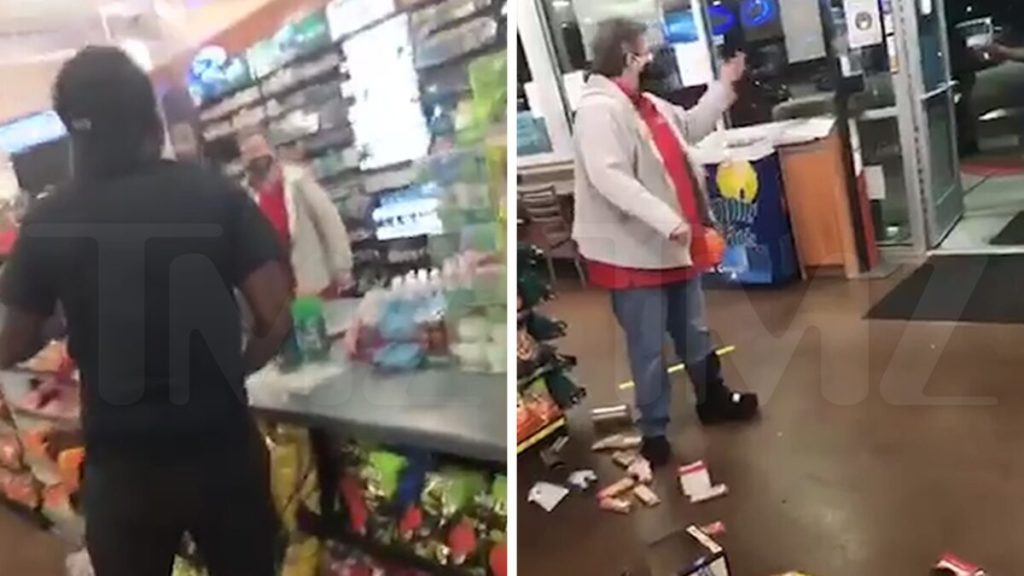 White Store Clerk Called Black Customer The N-Word & Then This Happened...