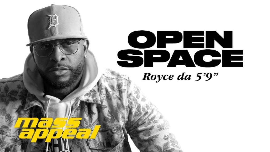 "Royce Da 5'9"" On Mass Appeal's 'Open Space' (@RoyceDa59)"