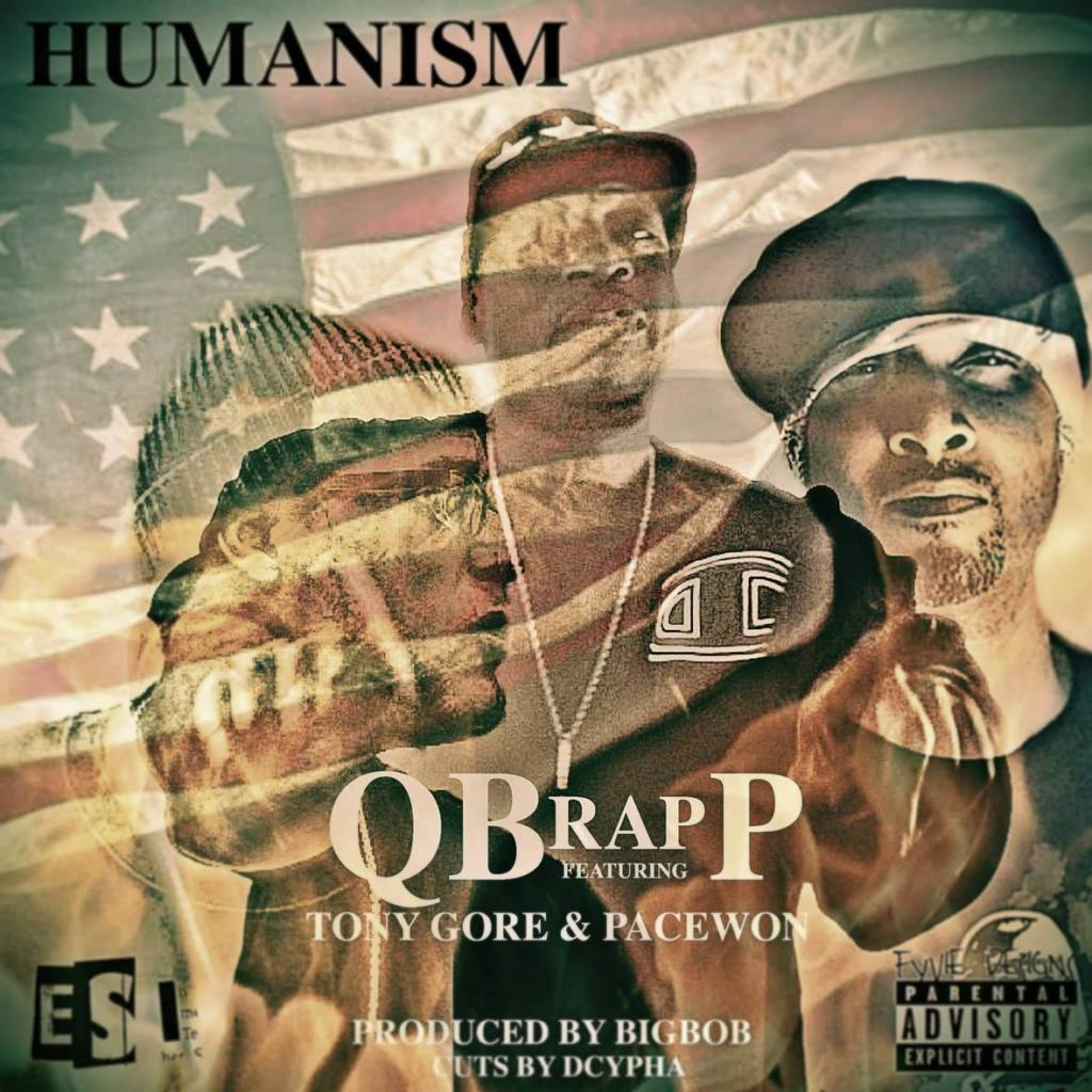 BigBob - Humanism [Track Artwork]