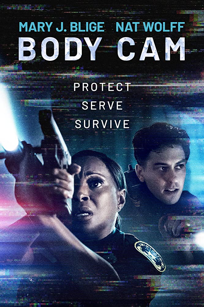 1st Trailer For 'Body Cam' Movie Starring Mary J. Blige & Anika Noni Rose