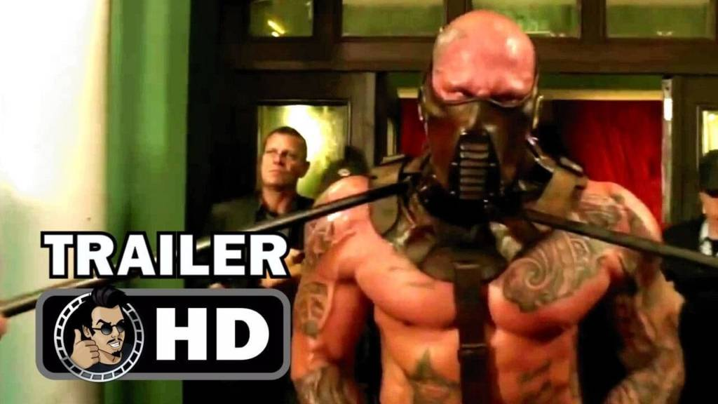 Boyka: Undisputed 4 - Movie Trailer #1