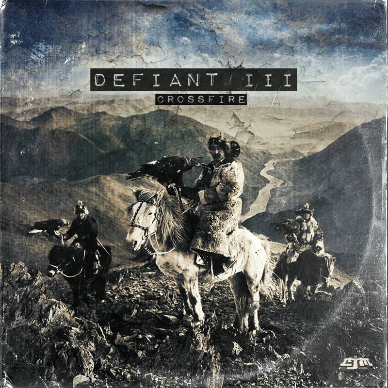 Defiant III - Crossfire [Track Artwork]