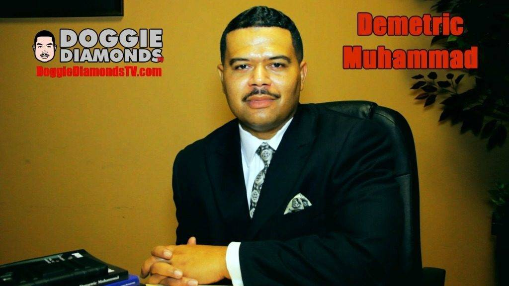 Demetric Muhammad (@BrotherDemetric) Talks Louis Farrakhan, Malcolm X, & More On @DoggieDiamonds TV