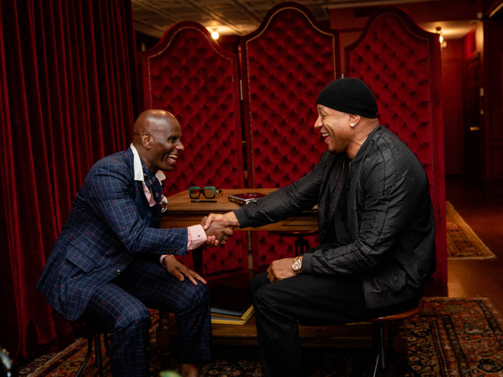 Dapper Dan Talks Father's Influence On His Career w/LL Cool J On SiriusXM's Rock The Bells Radio