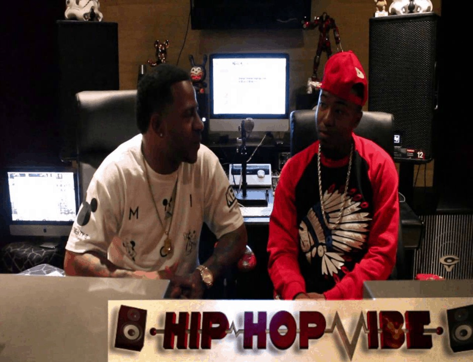 Video: Hip Hop Vibe (@HipHopVibe1 @DJKidFresh1) Interviews @EricBellinger [10.1.2014]