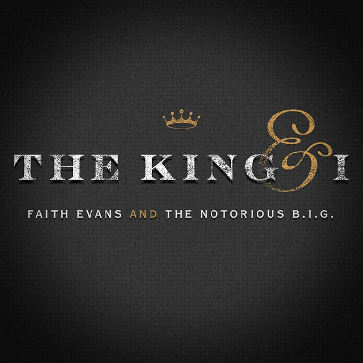 Faith Evans & The Notorious B.I.G. - The King & I [Album Artwork]