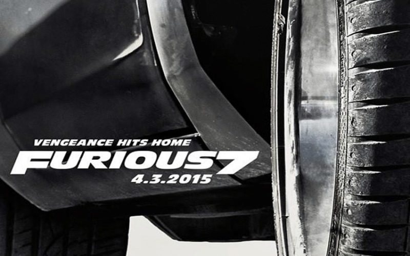 Video: 1st Movie Trailer For '#Furious7' (@FastFurious)