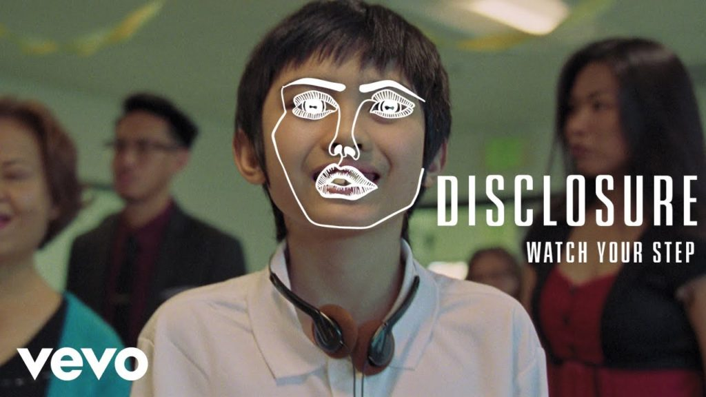 Video: Disclosure feat. Kelis - Watch Your Step