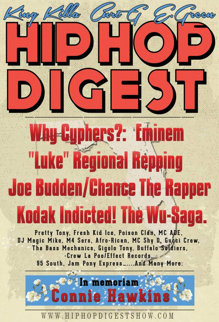 The @HipHopDigest Show Decides To 'Give Joey a Chance!'