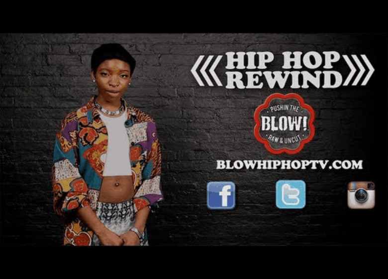@BlowHipHopTV (@Ebony_Reece) Presents Hip Hop Rewind: Episode 9