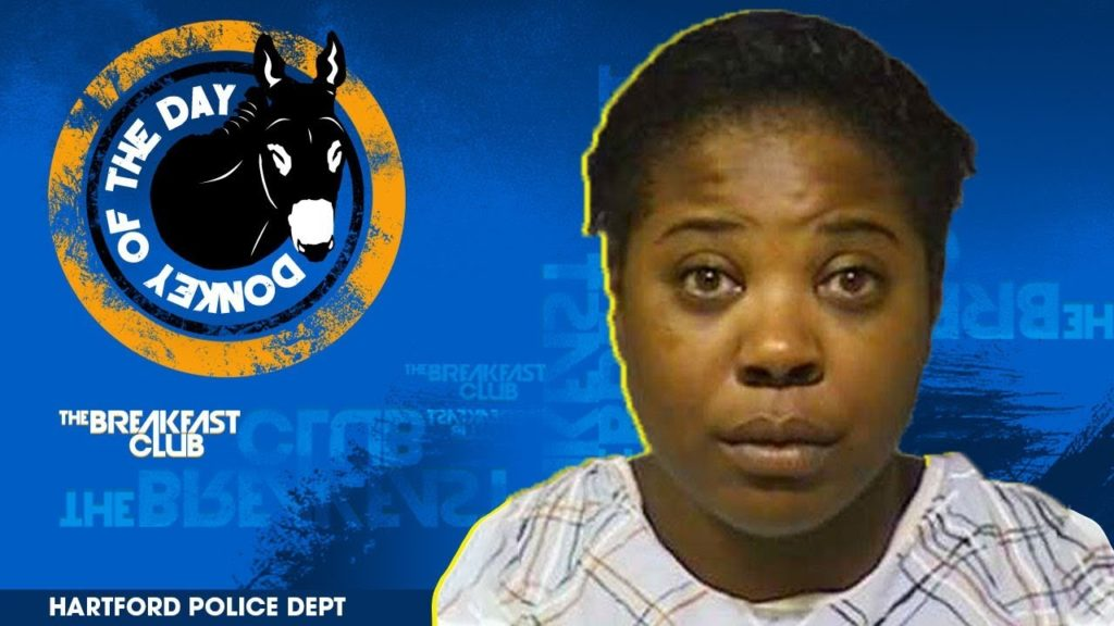 Connecticut Woman Anna Lindo Awarded Donkey Of The Day For Biting Off Man's Finger Tip During Domestic Dispute