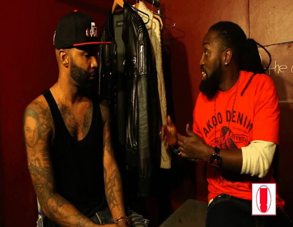 Video: @JoeBudden Talks 'Some Love Lost' EP & More With AllHipHop (@AllHipHopcom @MrMecc)