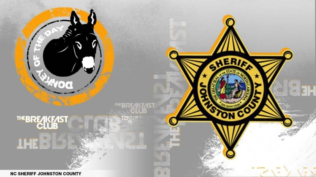Johnston County Sheriff Department Awarded Donkey Of The Day For Arresting Tika Sumpter's Mother
