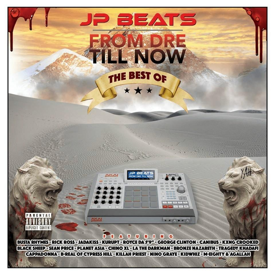 MP3: JP Beats (@JPBeatsT3P) feat. @B_Real, @KillahPriest, & DaCor - Jesus & John Wayne