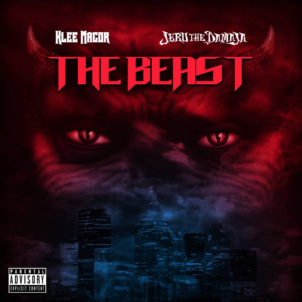 Klee Magor - The Beast [Track Artwork]