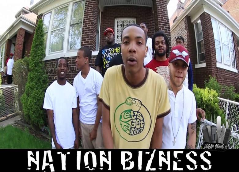 Video: @DJVDub & @UrbanGrindTV Present: Nation Bizness [Feat. @LilHerbie_EBK & @LilBibby_]
