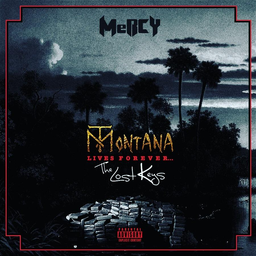 MeRCY - Montana Lives Forever: The Lost Keys [EP Artwork]