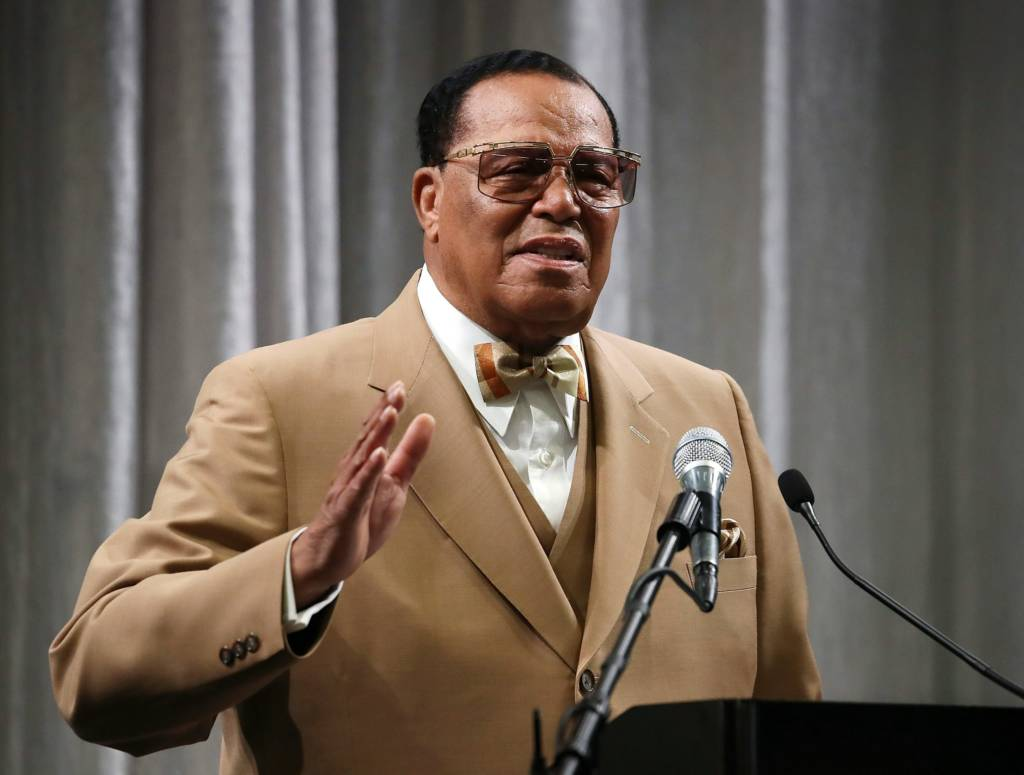 Louis Farrakhan & Others Get The Boot From Facebook & Instagram For Hate Speech