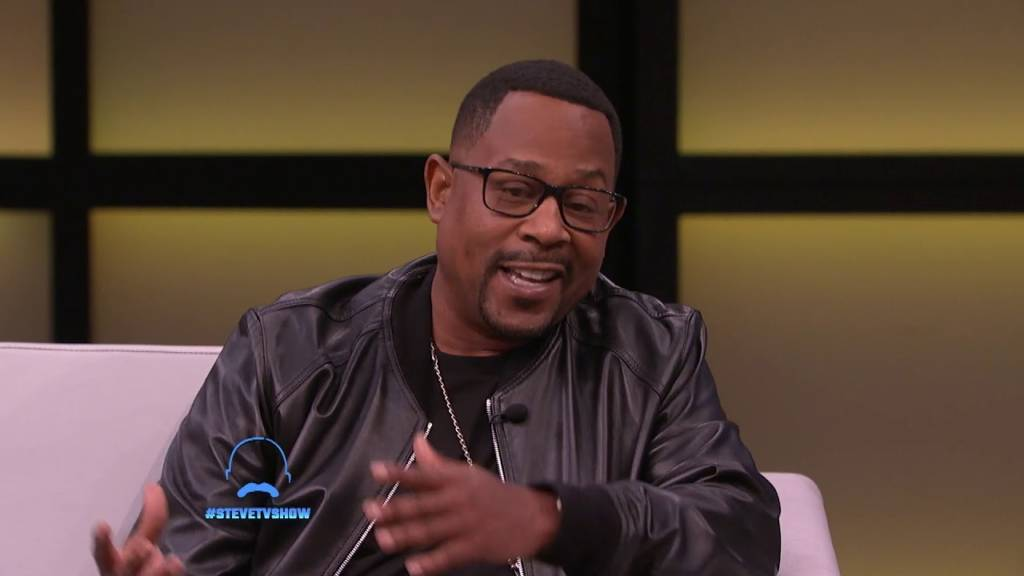The Legendary Martin Lawrence Comes Back To 'Steve'