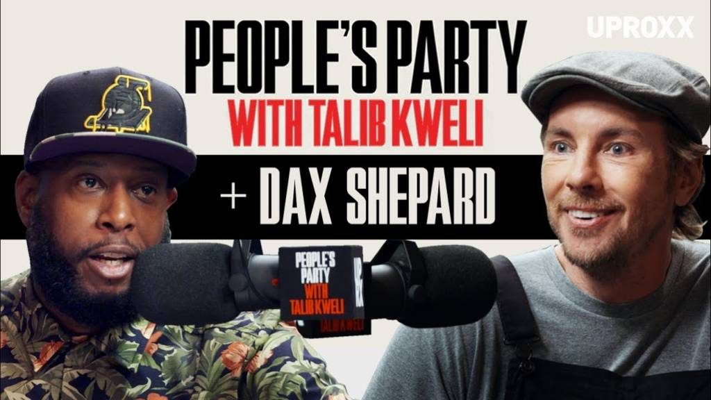 Dax Shepard On 'People's Party With Talib Kweli'
