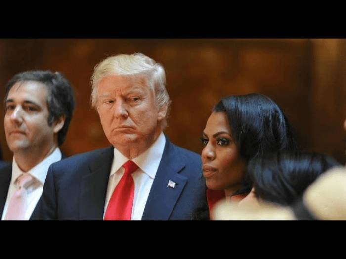 @Omarosa Claims Donald Trump Being Elected Is God's Will & He'll Be Different As President
