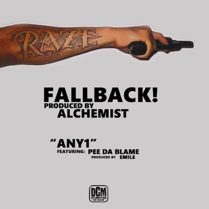 Raze - Fallback! [Track Artwork]