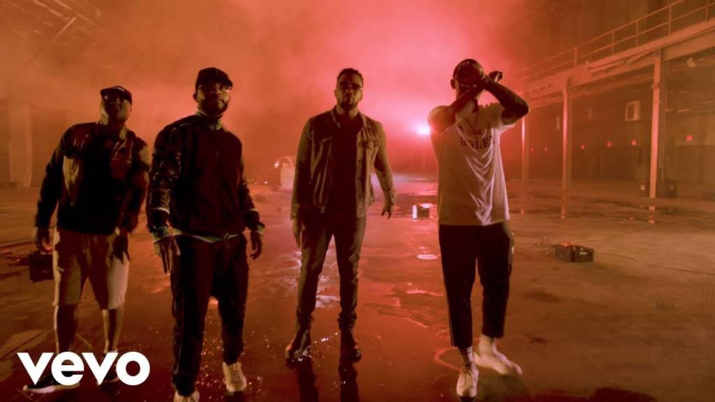 "Video: Royce Da 5'9"" feat. Pusha T, Fabolous, Jadakiss, & Agent Sasco - Summer On Lock (@RoyceDa59 @Pusha_T @MyFabolousLife @TheRealKiss @AgentSasco)"