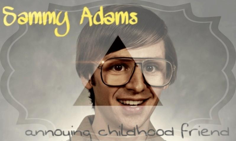 MP3: @SammyAdams - Annoying Childhood Friend (Chris Webby Diss)
