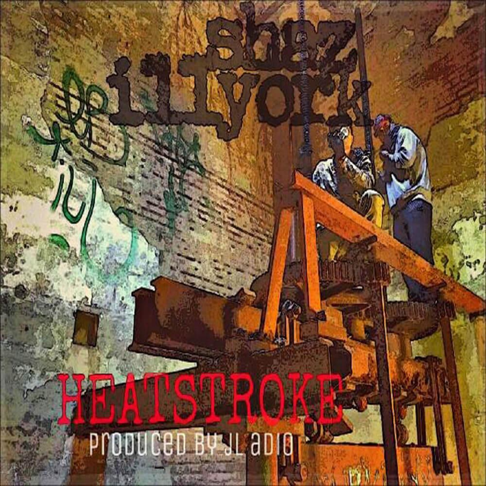 MP3: @Shaz_Illyork - HeatStroke