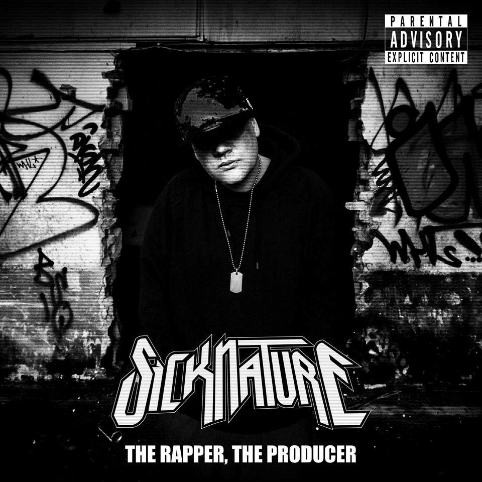 Sicknature - The Rapper, The Producer [Track Artwork]