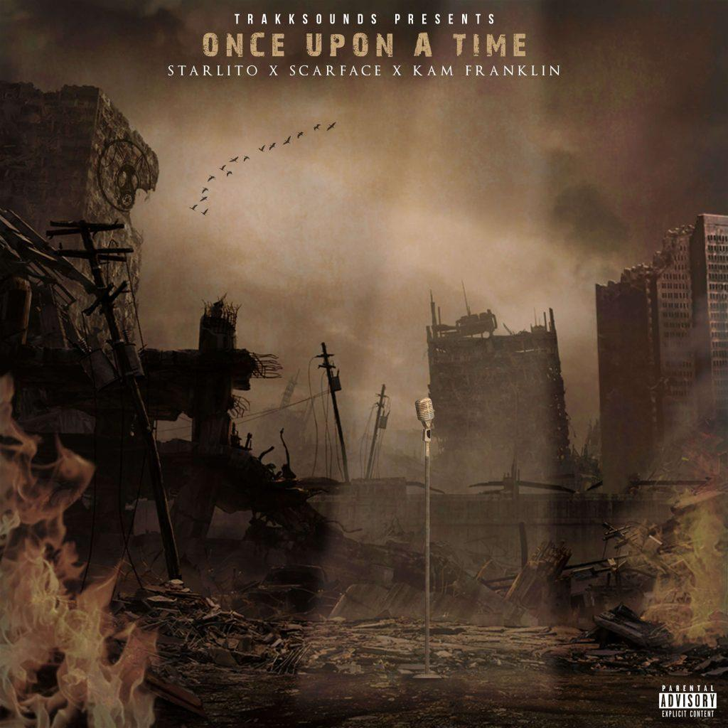 TrakkSounds - Once Upon A Time [Track Artwork]