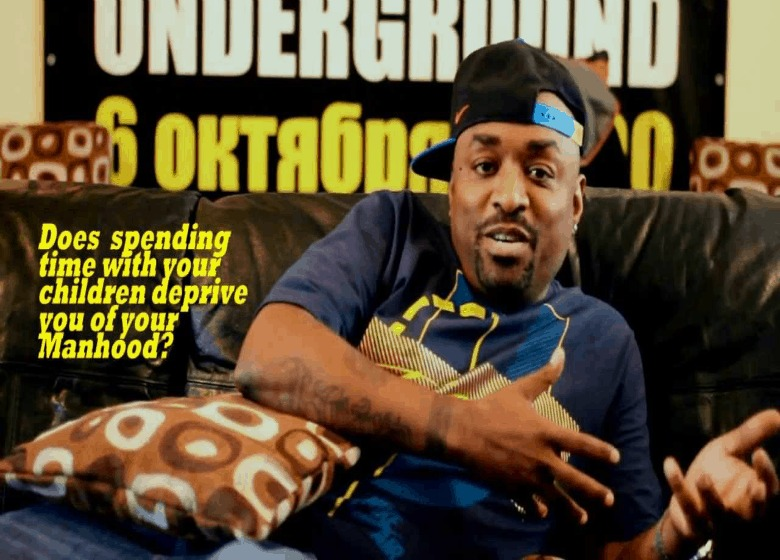 Video: DoItAll (@DoItAllDu) Speaks On Children & Manhood [@WeRFathersTV @DashLiving]