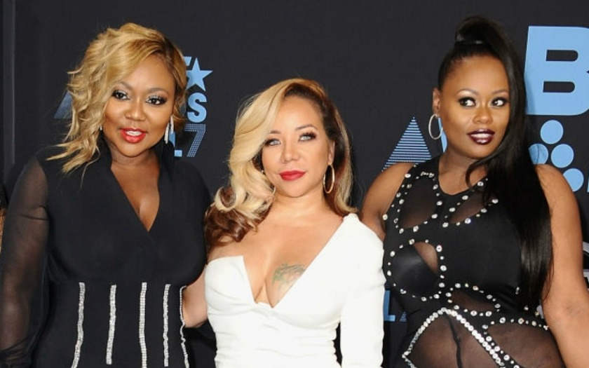 Xscape now as a trio on December 2017 [Press Photo]